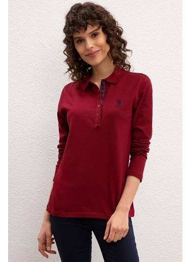 U.S. Polo Assn. Sweatshirt Bordo